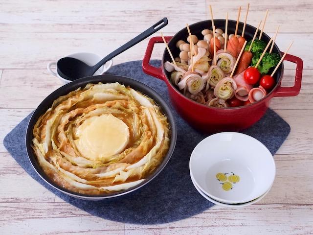 家族の会話がはずむ「鍋料理レシピ」2選