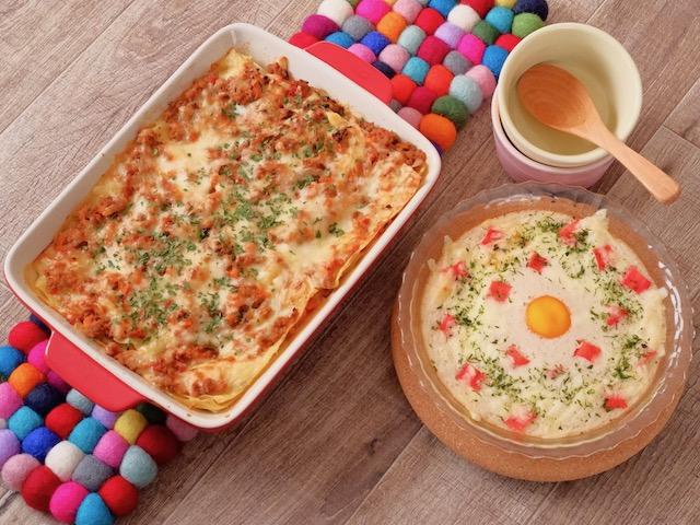 簡単であたたまる!オーブン料理のレシピ